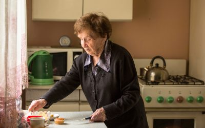 Home Safety and Fall Prevention for Seniors